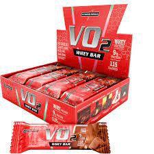 VO2 Whey Bar (12un) Integralmédica