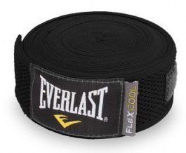 Bandagem Flex Cool (5,40m) Everlast - PRETO