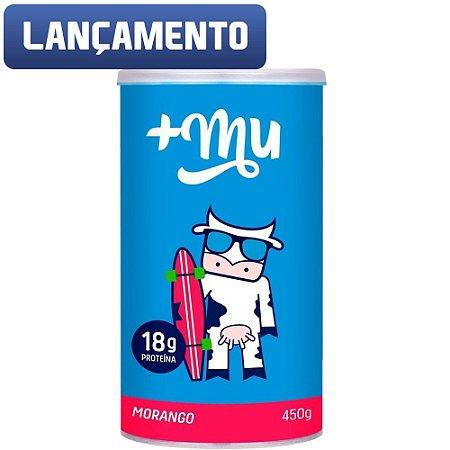 Pote de Morango (450g) + Mu