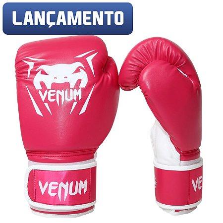 Luva de Boxe Venum New Contender - ROSA