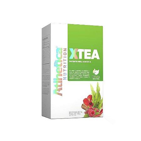 X-Tea (20 STICKS) - Atlhetica Nutrition