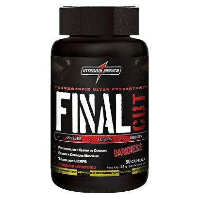 Final Cut (60 Cáps) - IntegralMédica