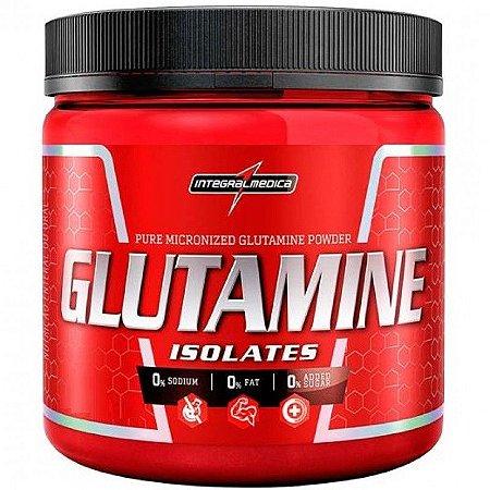 Glutamine Powder Isolates (300g)  - IntegralMedica