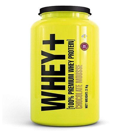 Whey + (2kg) 4PLus Nutrition