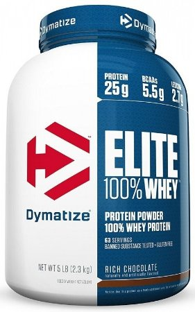 Elite Whey Protein (2,27g) Dymatize