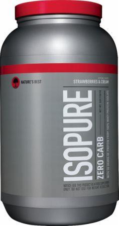 Isopure Zero Carb (1,361g) Nature's Best