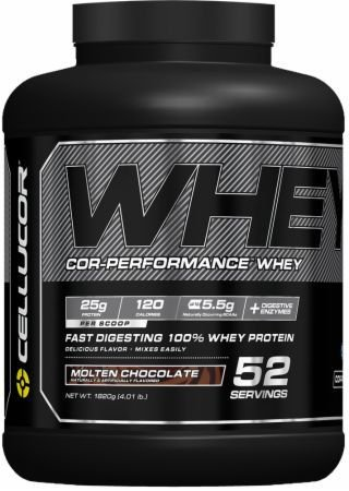 Whey Cor-Performance (1,8kg) Cellucor