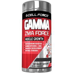 Gamma ZMA Force (60 liquidcaps) Cell Force