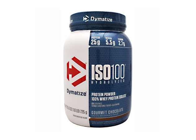 ISO 100 Whey Hydrolyzed (726g) Dymatize Nutrition