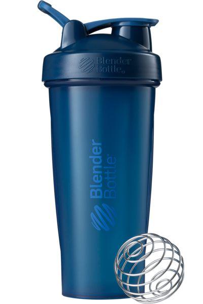 Blender Bottle FullColor (830ml) Azul Marinho