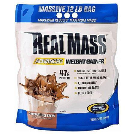 Real Mass Advanced (5454g) Gaspari Nutrition