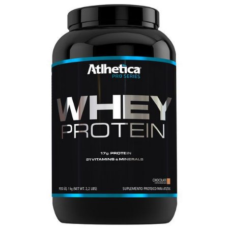 Whey Protein Pro Series (1Kg) Atlhetica Nutrition