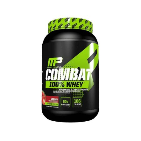 Combat 100% Whey (907g) Muscle Pharm