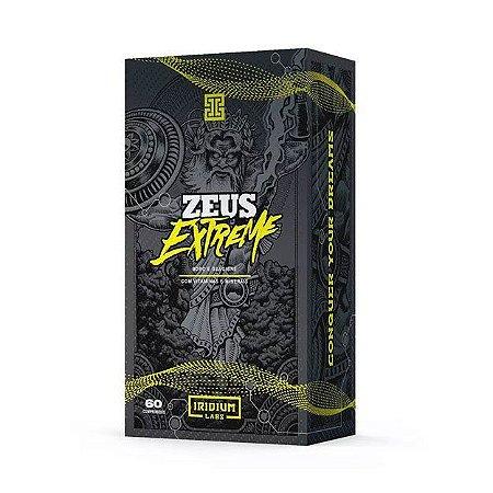 Zeus Extreme (60 comprimidos) Iridium Labs