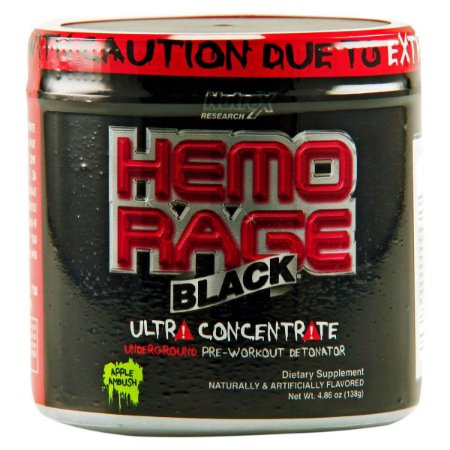 Hemo Rage Ultra Concetrate (138g) Nutrex