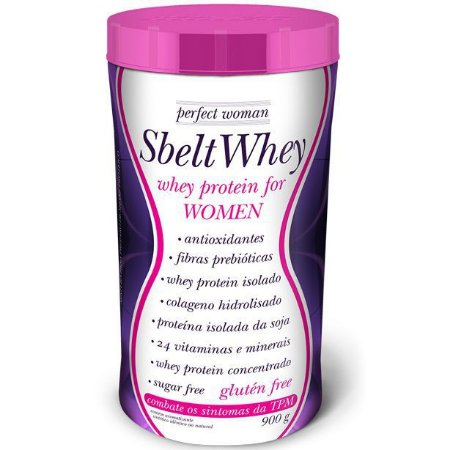 SBelt Whey Protein Female (900g) New Millen