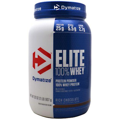 Elite 100% Whey Protein (907g) Dymatize