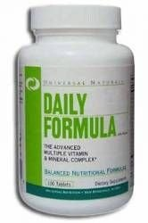 Daily Formula (100 tabletes) Universal Nutrition