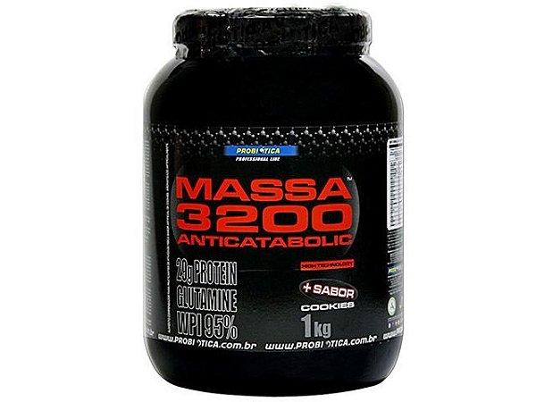 Massa 3200 Anticatabolic (1kg) Probiótica