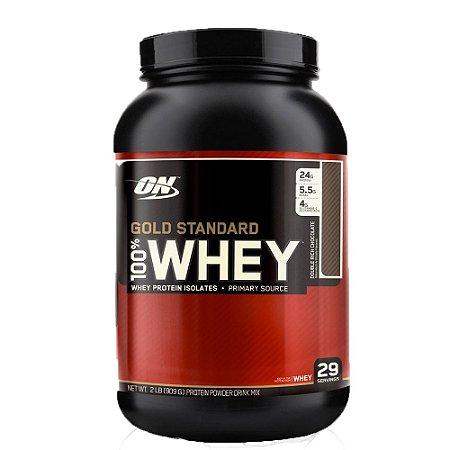 Whey Gold Standard (909g) Optimum Nutrition