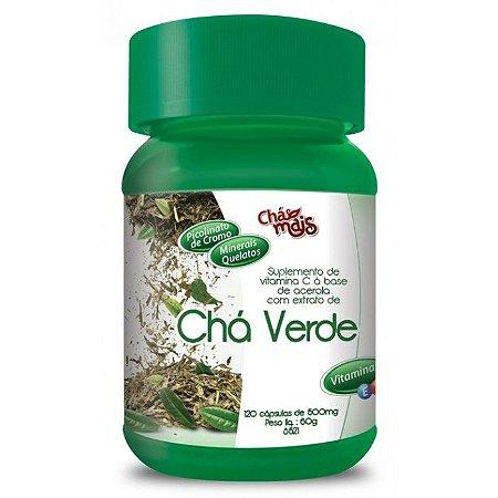 Chá Verde (60 cápsulas) CháMais