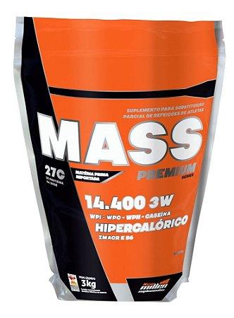 Mass Premium 14.400 Refil (3kg) New Millen