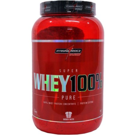 Super Whey 100% (907g) IntegralMédica
