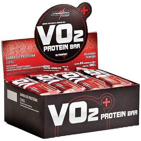 VO2 Protein Bar (24un) Integralmédica
