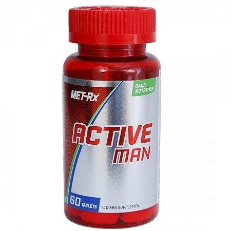 Active Man (60 tabletes) MET-Rx