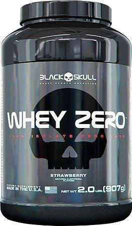 Whey Zero - 907g - Black Skull 2a619aaa3e7c6