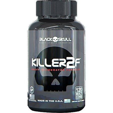 Killer2F (120 cápsulas) Black Skull