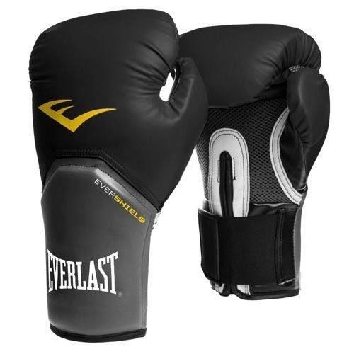 Luva de Boxe Pro Style Preta Everlast