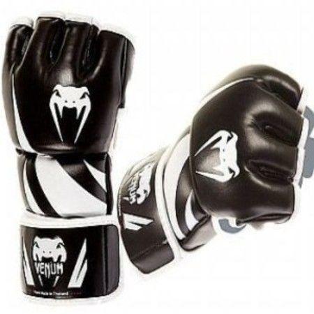 Luva MMA Venum Challenger - Preto