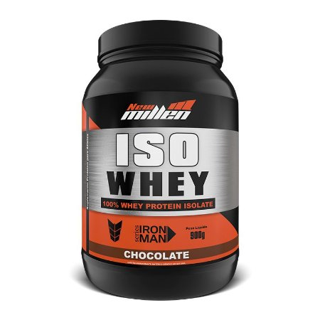 f2edcbbf4 Iso Whey Excell 90 (900g) New Millen