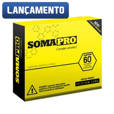 Somapro (60 comprimidos) Iridium Labs