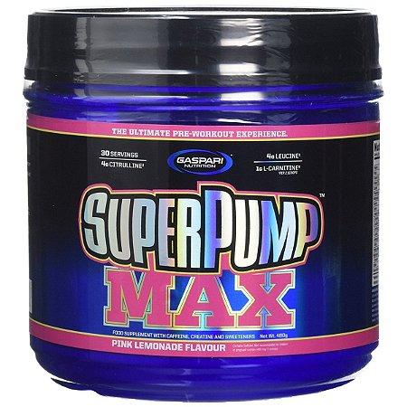 Super Pump 3.0 (457g) Gaspari Nutrition