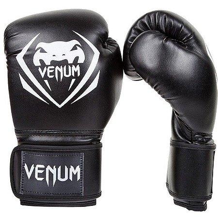 Luva de Boxe Venum Contender - PRETA