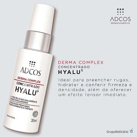 DERMA COMPLEX CONCENTRADO HYALU 30ML