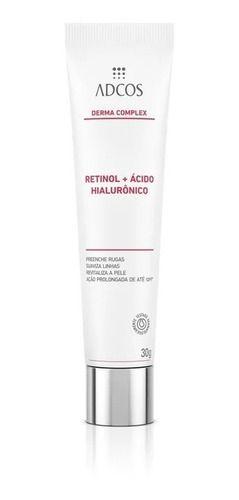 DERMA COMPLEX RETINOL + ÁCIDO HIALURÔNICO 30G