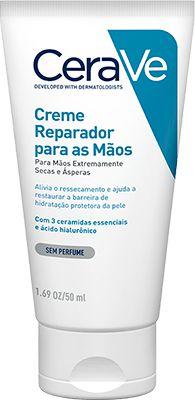 CERAVE CREME REPARADOR PARA MÃOS 48G