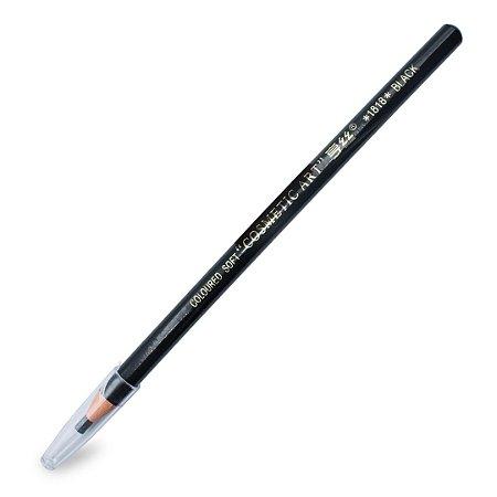 Lápis Dermatográfico para Sobrancelha Micropigmentação Preto