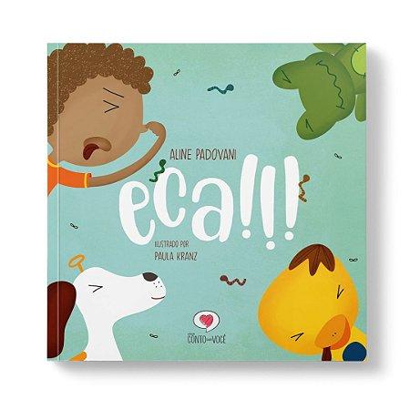 ECA -  Livro infantil sobre Seletividade Alimentar - Aline Padovani