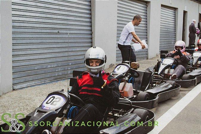 Treinamento Out Door Kart Empresarial