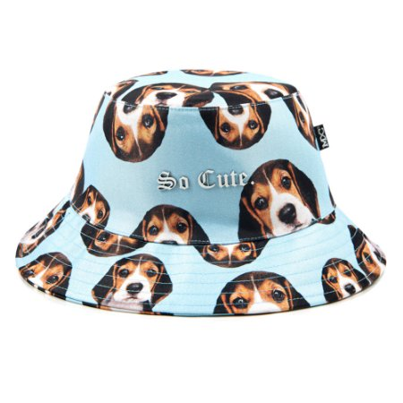 Chapéu Bucket Hat MXC BRASIL Love Dogs