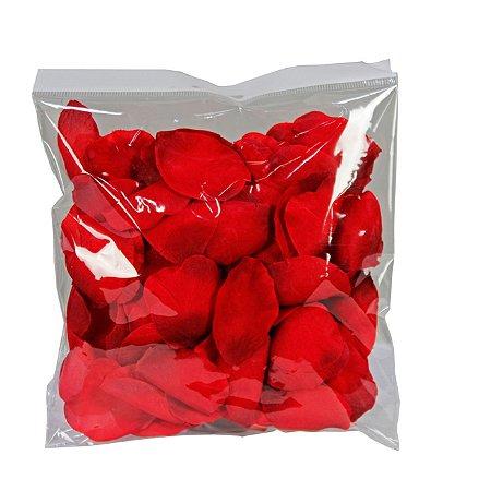 Pétalas de Rosas Vermelhas