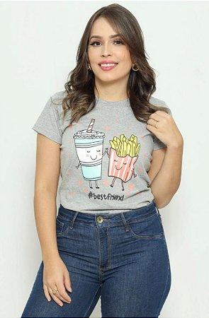 T Shirt batata e refrigerante