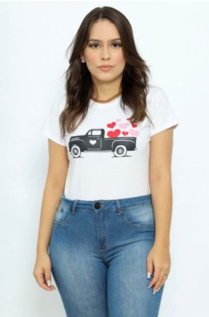 T Shirt Camionete