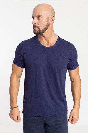 Camiseta Basic Marinho