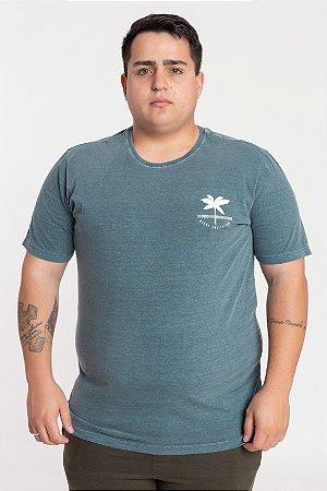 Camiseta Plus Size Coqueiro