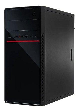 Cpu Pc Computador Gamer Intel I5 8gb Ssd120 Placa Vídeo 2gb